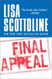 Cover of: Final appeal