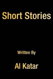 Cover of: Short Stories | Al Katar