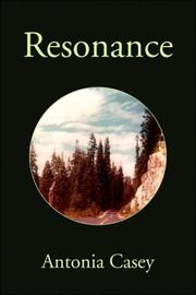 Cover of: Resonance | Antonia Casey