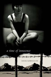 Cover of: A Time of Innocence | Sanae Kawaguchi