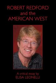 Robert Redford & the American West