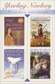 Cover of: Newbery Boxed Set (Island of the Blue Dolphins, Johnny Tremain, Belle Prater