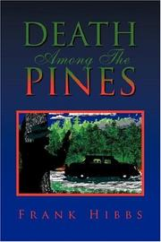 Cover of: Death Among The Pines