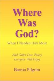 Cover of: Where Was God?