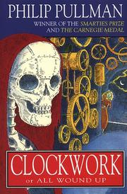 Cover of: Clockwork