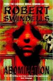 Cover of: Abomination | Swindells