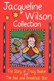 Cover of: The Jacqueline Wilson Collection
