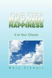 Cover of: ONE STEP BEYOND HAPPINESS