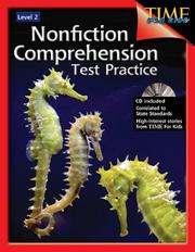 Cover of: Nonfiction Comprehension Test Practice Gr. 2