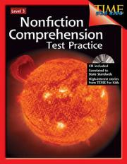 Cover of: Nonfiction Comprehension Test Practice Gr. 3