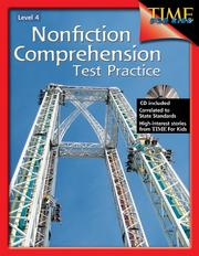 Cover of: Nonfiction Comprehension Test Practice Gr. 4