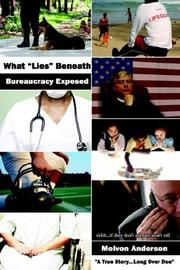 "Cover of: What ""Lies"" Beneath"