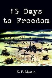 Cover of: 15 Days to Freedom