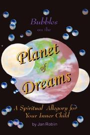 Cover of: Bubbles on the Planet of Dreams | Jan Roblin