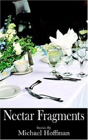 Cover of: Nectar Fragments