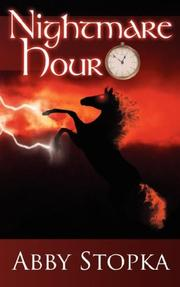 Cover of: Nightmare Hour