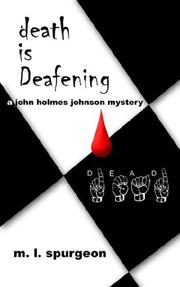 Cover of: death is Deafening