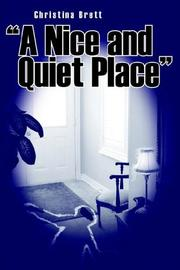 "Cover of: ""A Nice and Quiet Place"""