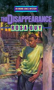Cover of: The Disappearance (Laurel Leaf Books)