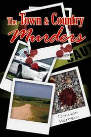 Cover of: The Town  and  Country Murders