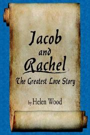 Cover of: Jacob and Rachel- The Greatest Love Story