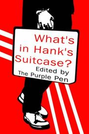 Cover of: What's in Hank's Suitcase?