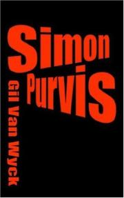 Cover of: Simon Purvis
