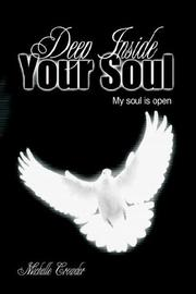 Cover of: Deep Inside Your Soul | Michelle Crowder