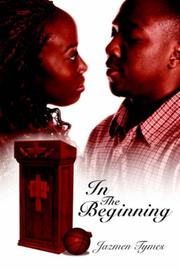 Cover of: In The Beginning | Jazmen Tymes