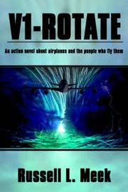 Cover of: V1-ROTATE | Russell L. Meek