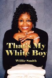 Cover of: That's My White Boy