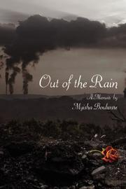 Cover of: Out of the Rain | Myisha Boulware