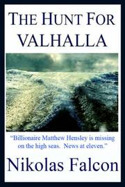 Cover of: The Hunt For VALHALLA