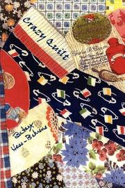 Cover of: Crazy Quilt | Betsy Hess-Behrens