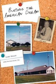 Cover of: Building the American Dream | Gary Knapp