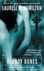Cover of: Bloody Bones (Anita Blake Vampire Hunter)