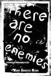 Cover of: There Are No Enemies