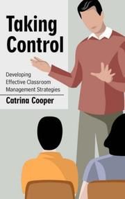 Cover of: Taking Control | Catrina Cooper