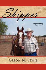 Cover of: Skipper | Orion N. Lewis