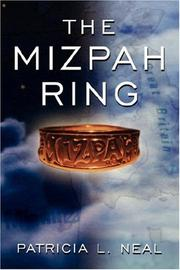 Cover of: The Mizpah Ring | Patricia, L. Neal