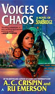 Cover of: Voices of Chaos: A Novel of Starbridge