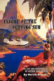Cover of: Flight of the Setting Sun