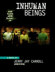 Cover of: Inhuman beings