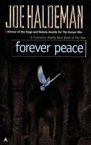 Cover of: Forever Peace (Remembering Tomorrow)
