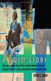 Cover of: A Swim Story | Ross C. Hack