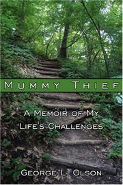 Cover of: Mummy Thief