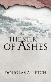 Cover of: The Stir Of Ashes