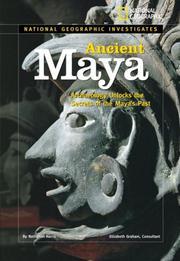 National Geographic Investigates: Ancient Maya