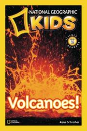 Cover of: National Geographic Readers Volcanoes! (Readers) | Anne Schreiber