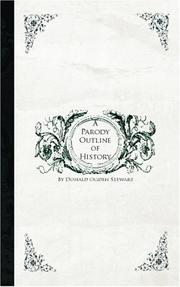Cover of: A Parody Outline of History | Donald Ogden Stewart